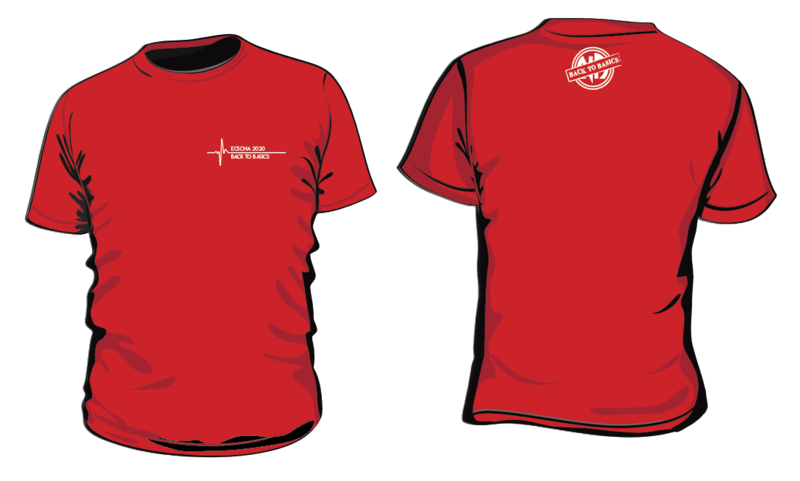 Red T-Shirt (2 For £10)
