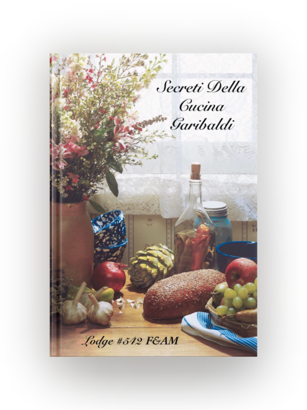 Garibaldi Cookbook -