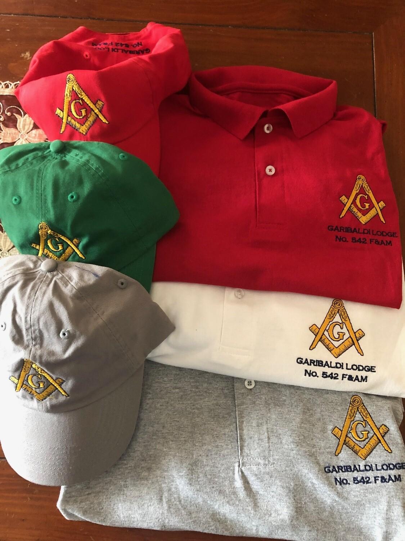 Garibaldi Polo Shirts