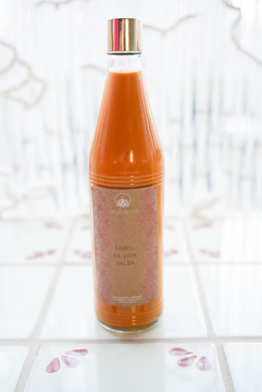 Arbol de Vida Hot Sauce