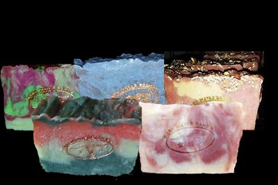 Bars Goat Milk Soap (choose from many Fragrances)