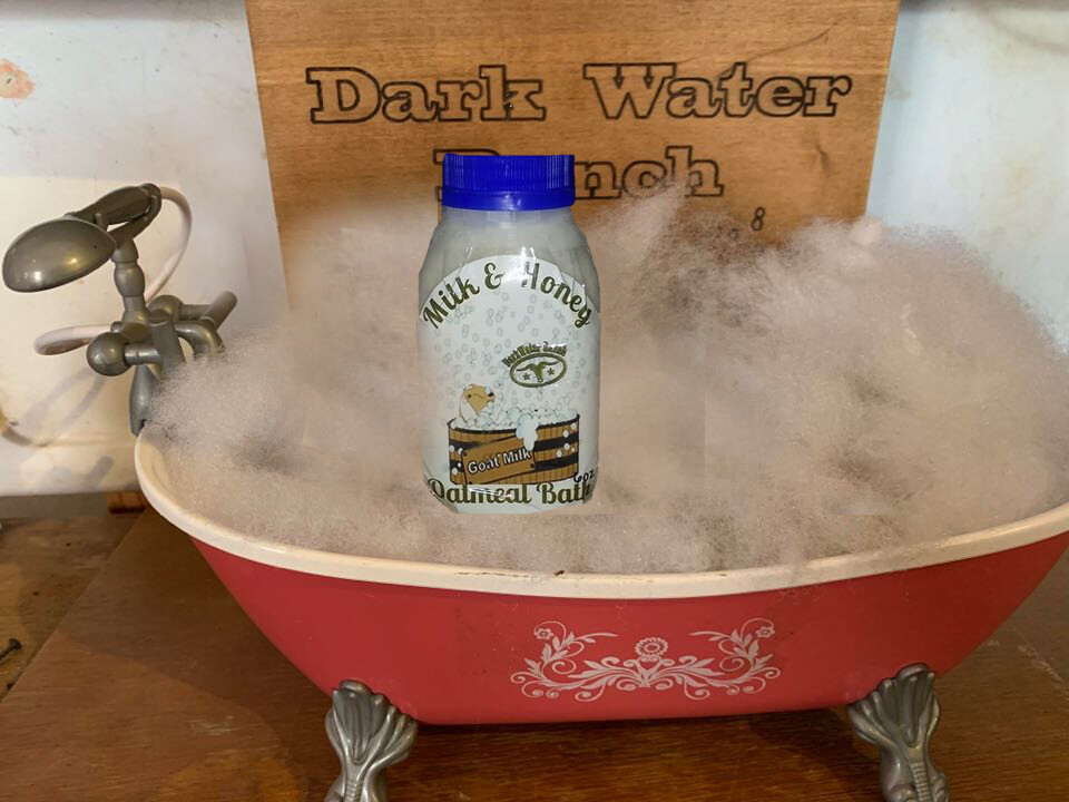 Milk & Honey Oatmeal Bath