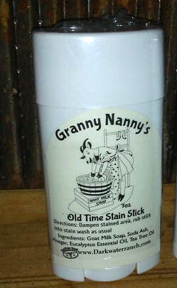 Granny Nanny's Old Time Stain Stick