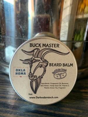 Buck Master Beard Balm