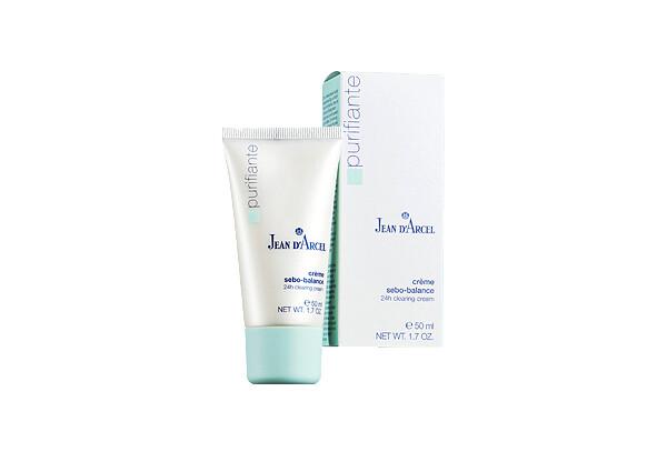 Dag/nachtcrème voor de vette/acné huid