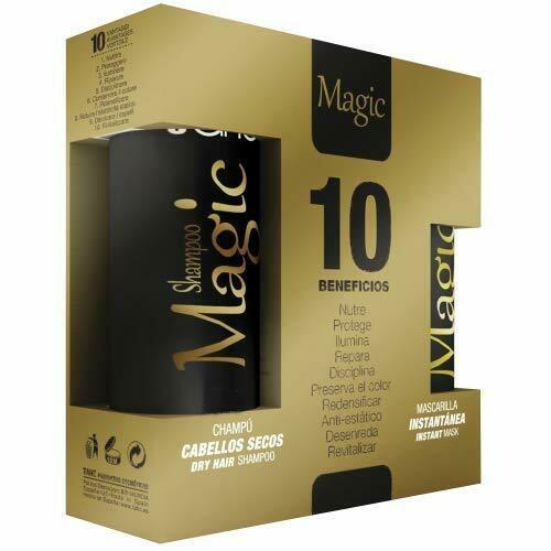 TAHE Magic Bx - Pack Mantenimiento: Mascarilla Instantánea y Champú Magic