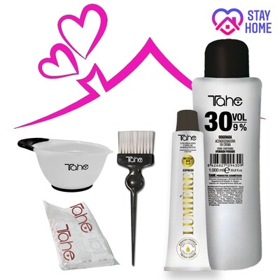 TAHE LUMIERE EXPRESS FULL COLOR KIT PARA COBERTURA DE CANAS