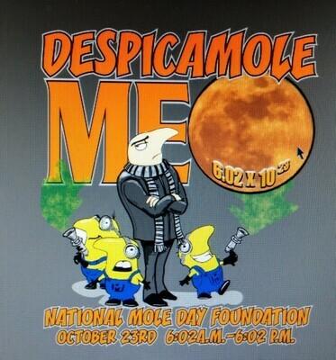 DespicaMOLE Me shirt (XXXL)