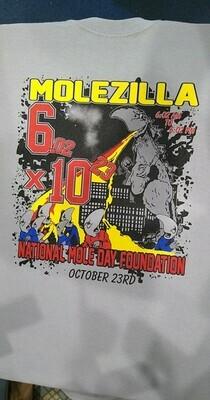 2020 Molezilla T-shirt (L)