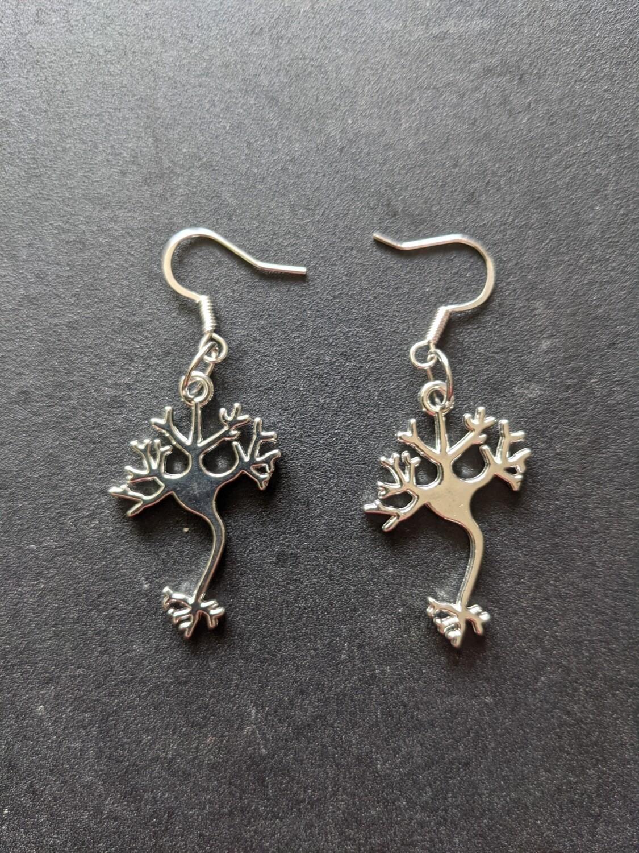 Neuron earring
