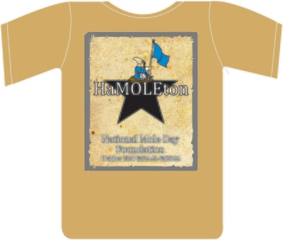 2021 HaMOLEtonT-shirt (XXL)