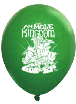 2013 Theme Balloon