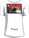 2007 Moles are Forever redesigned T-shirt (S)