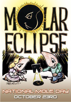 2012 Molar Eclipse Postcard