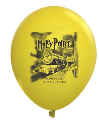 2018 Moley Potter Balloon