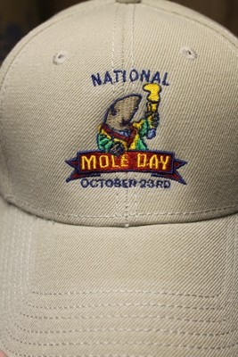 Mole Day Cap