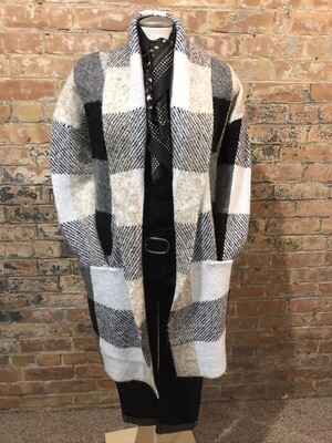 RD Styles Sweater Coat