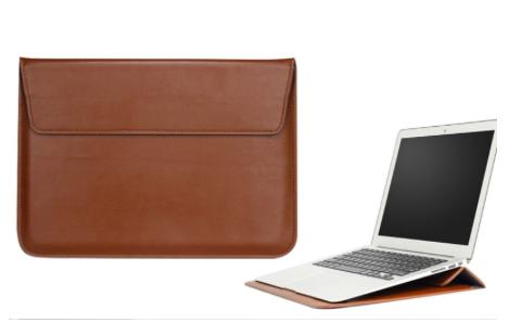 Kožené pouzdro na notebook Macbook Air, Pro, Retina 11 12 13 15 13,3 palce