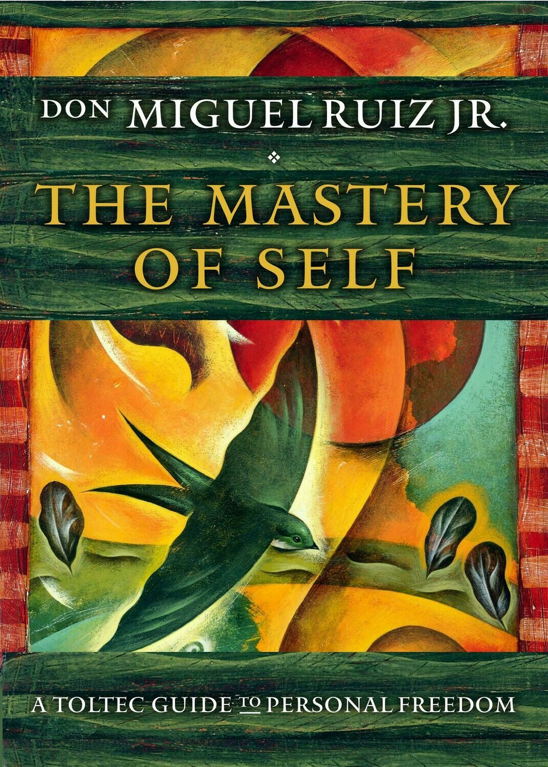 Book Club Special - The Mastery of Self