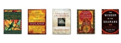 Toltec Wisdom - 5 Book Package