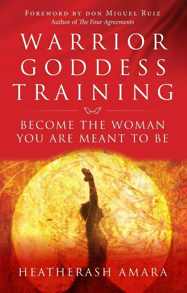 Book Club Special - Warrior Goddess Training