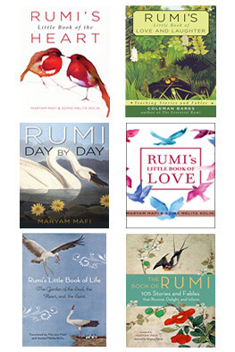Rumi 6 Book Package Special