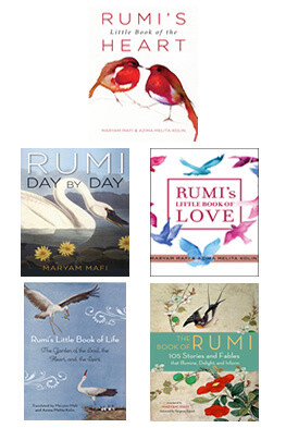 Rumi 5 Book Package Special