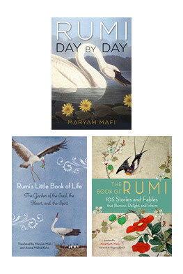 Rumi 3 Book Package Special