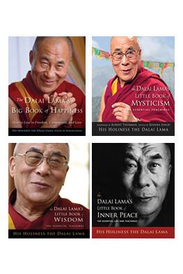 Dalai Lama 4 Book Package Special