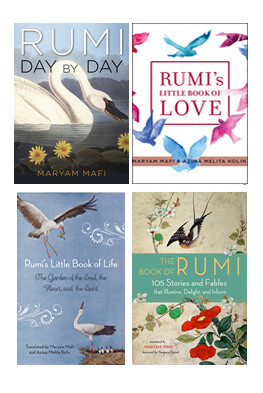 Rumi 4 Book Package Special