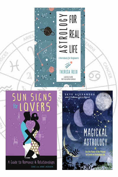 Astrology 3 Book Package Special