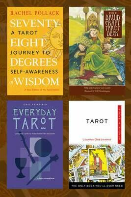 Tarot 4 Book Package Special