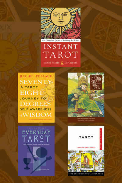 Tarot 5 Book Package Special