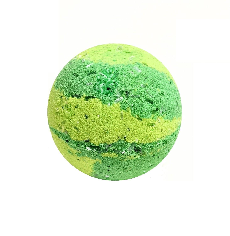 Cucumber Melon Bath Bomb