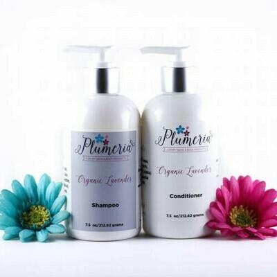 Organic Lavender Hair Conditioner