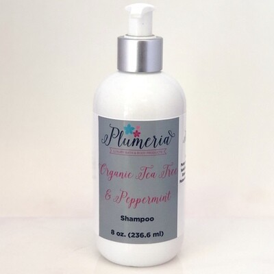 Tea Tree & Peppermint Hair Shampoo