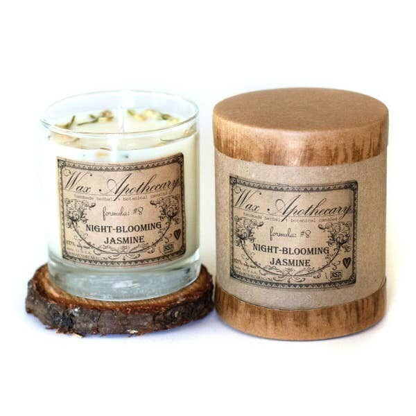 Wax Apothecary Night Blooming Jasmine Candle