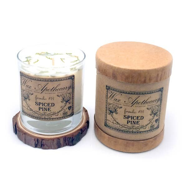 Wax Apothecary Spiced Pine Candle