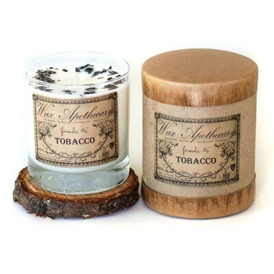 Wax Apothecary Tobacco Candle
