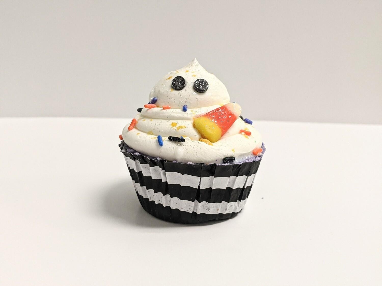 Ghosty Cupcake Bath Bomb