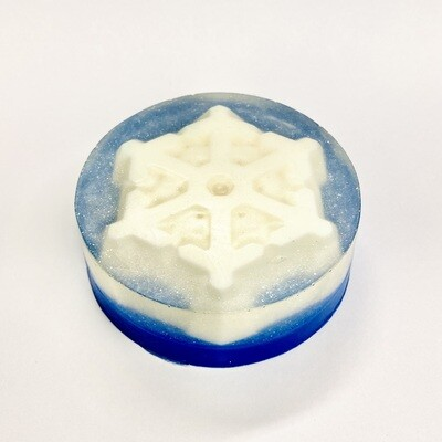 Winter Whimsy Soap