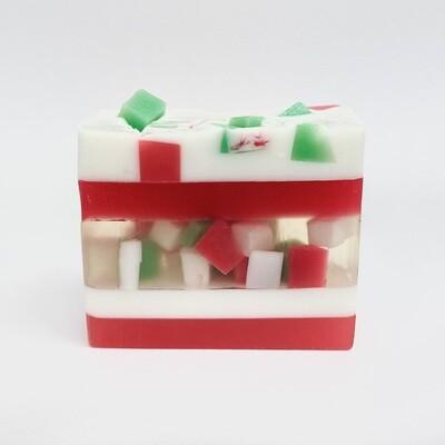 Santa's Spruce Soap