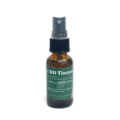 CBD - 1250mg Water Soluable Tincture