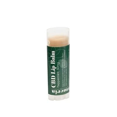 CBD Peppermint Lip Balm 30mg