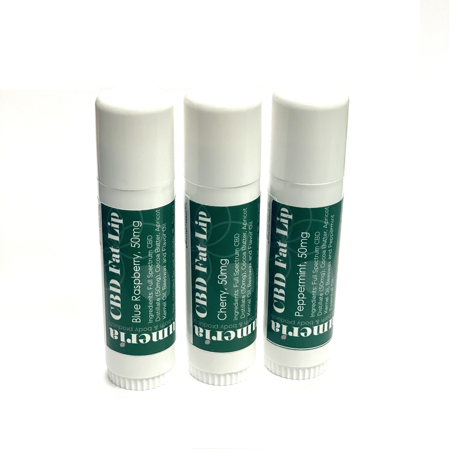 CBD Fat Lip Balm