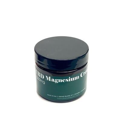 CBD Magnesium Cream