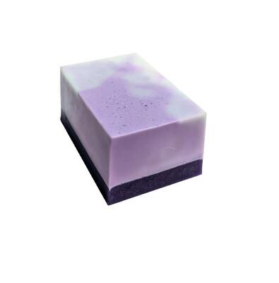 Cashmere Glow Glycerin Soap