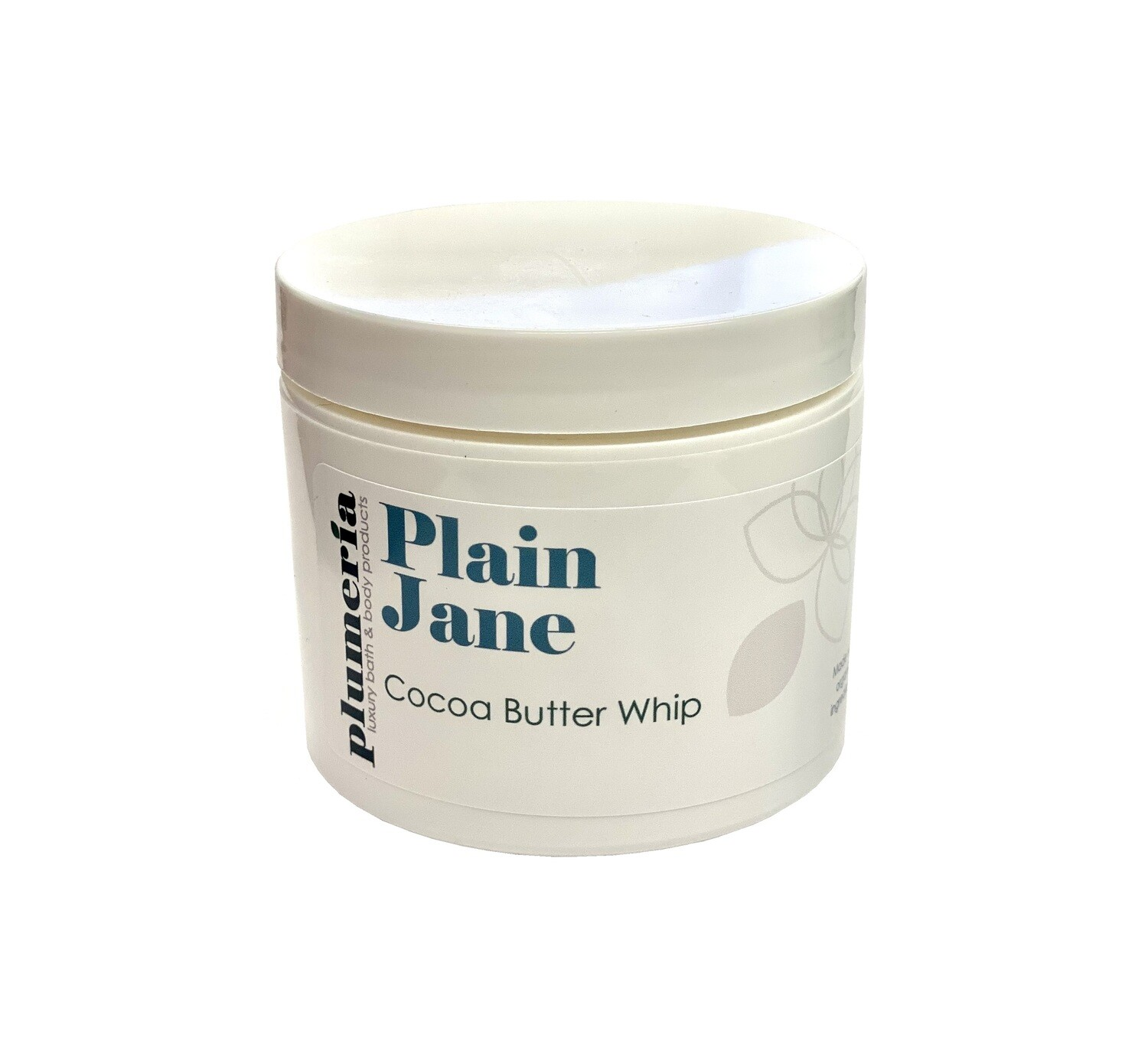 Plain Jane Cocoa Butter Whip