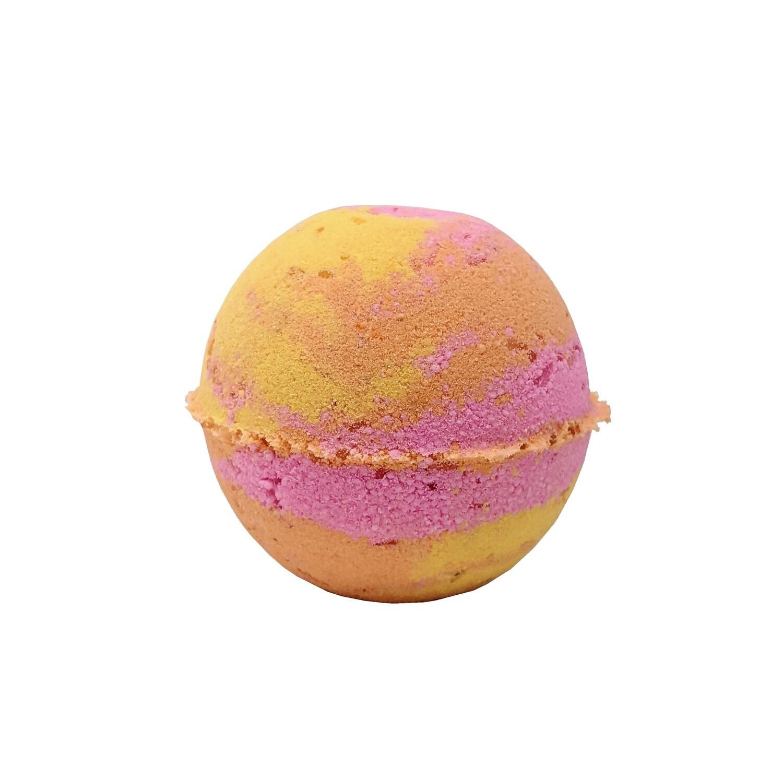 Strawberry Peach Bath Bomb