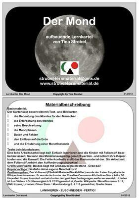 Mond Lernkartei